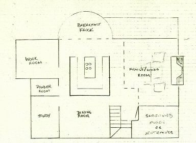 Residence -Phoenix, MD - Client Sketch