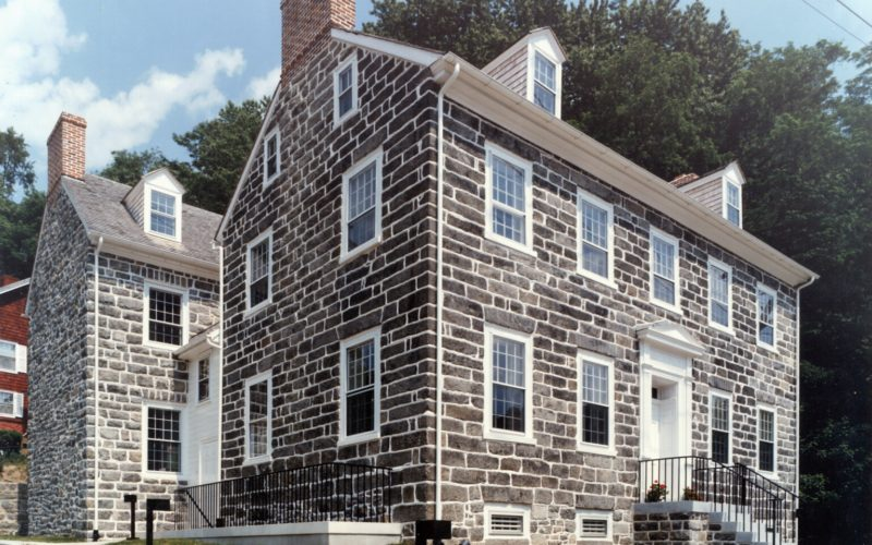 Historical Restoration Rehabilitation Design
