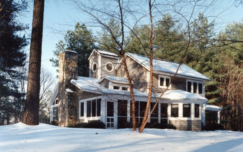 Custom Homes Residential Architect Baltimore Maryland